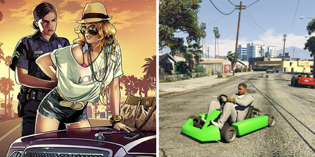 things to do when you get bored in gta 5