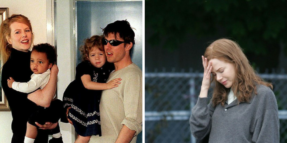 Reasons Why Tom Cruise's Kids Won't Talk To Their Mom ...  Reasons Why Tom...