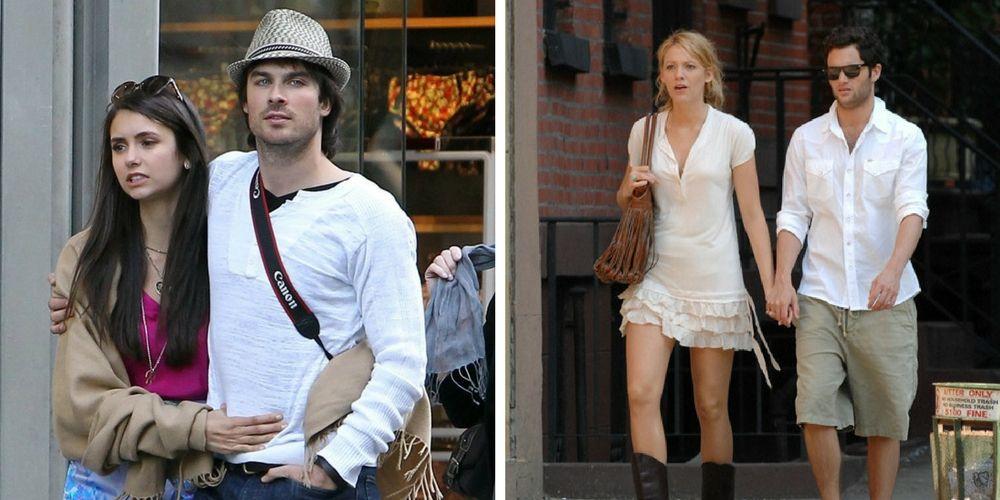 Damon and elena still hookup in real life