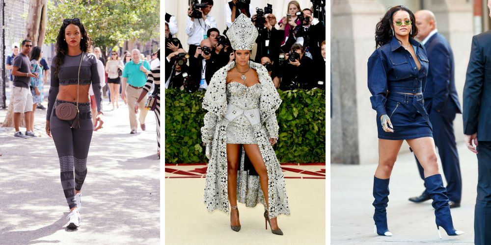 8b88d0d3cd74e 25 Pics Showing Rihanna Is The Best Dressed In Hollywood