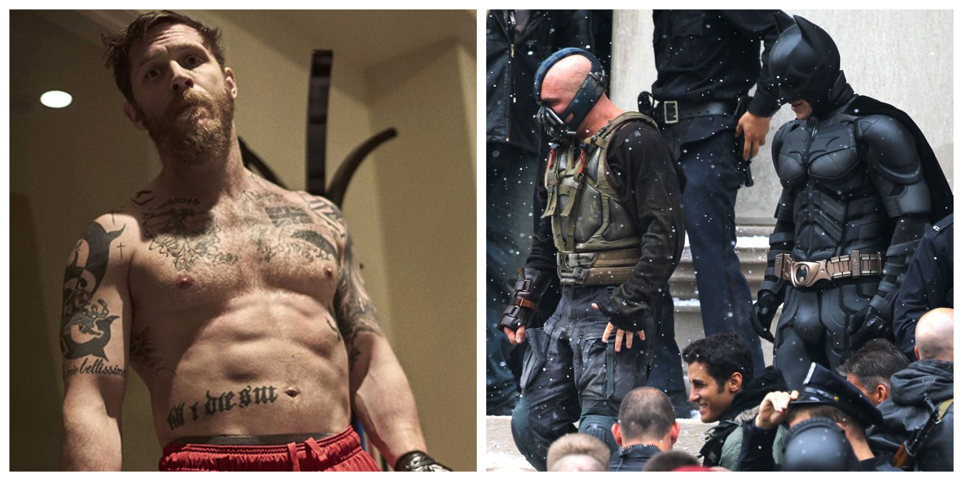 20 surprising facts about tom hardys bane even true fans