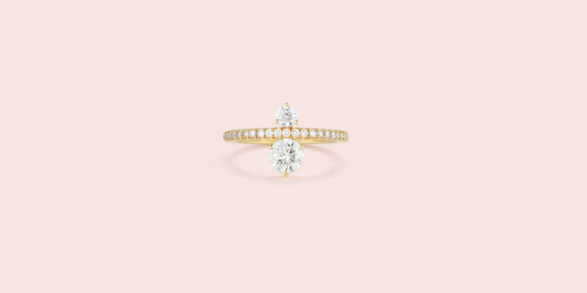 20 Unique Engagement Rings That Are Interesting To Look At (But We'd Never Want Them)
