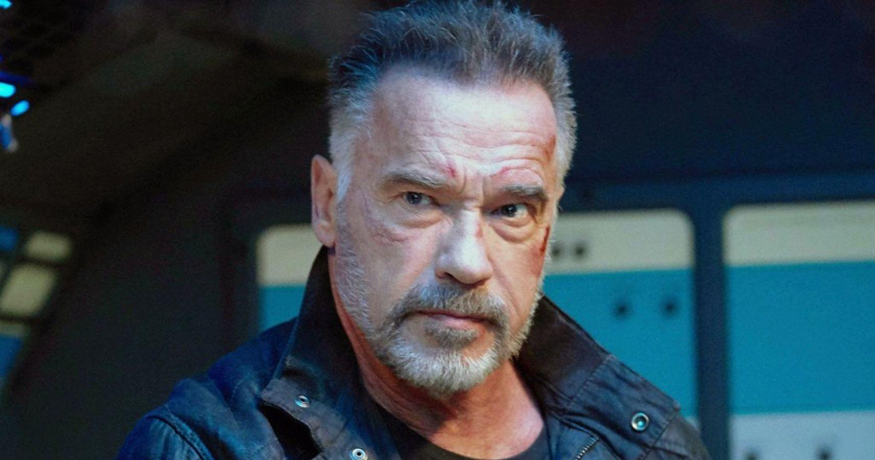 Arnold Schwarzenegger Woke Up To 2,012 California