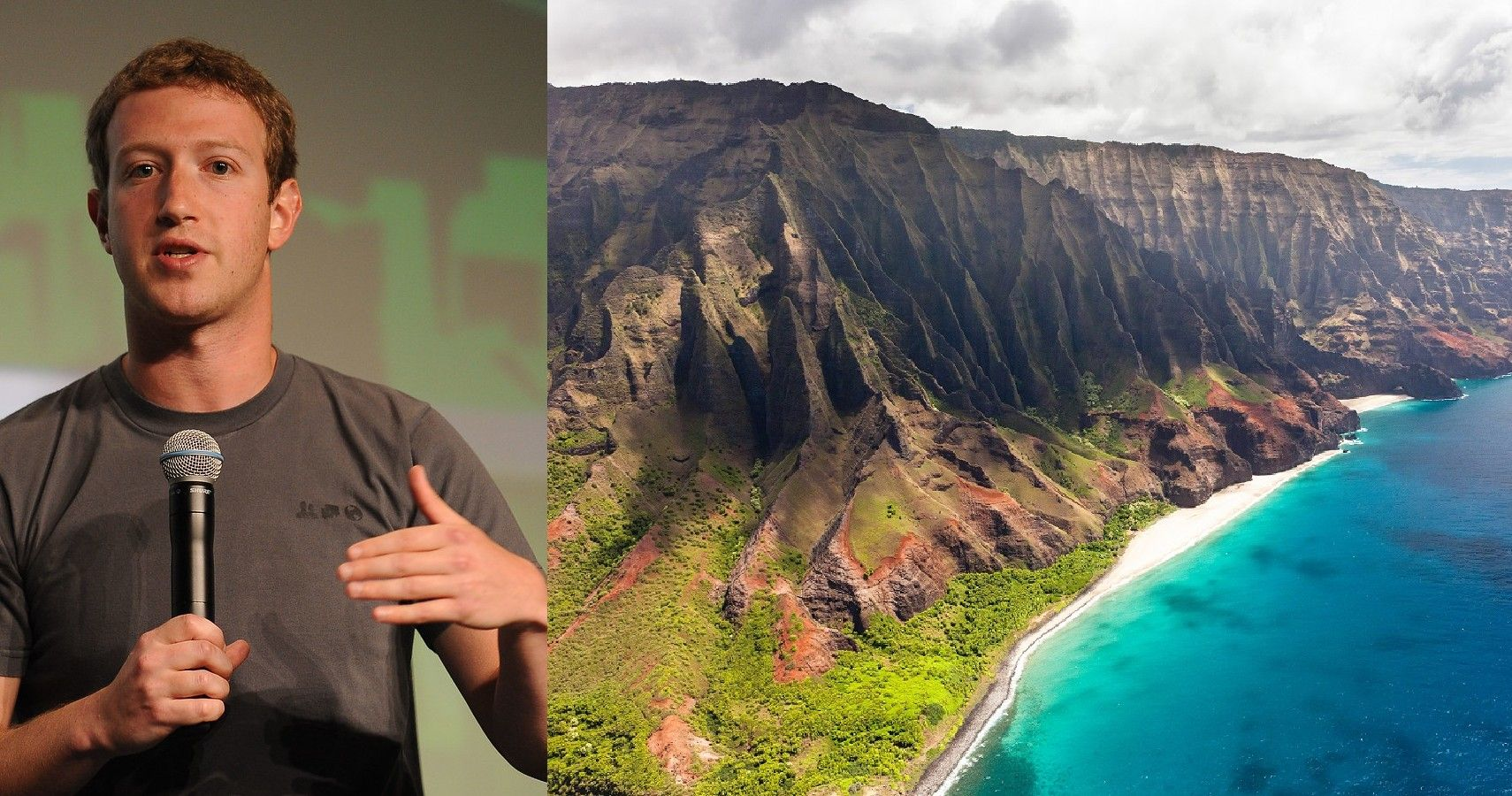 Mark Zuckerberg Invests $53 Million For 600 Acres In Hawaii