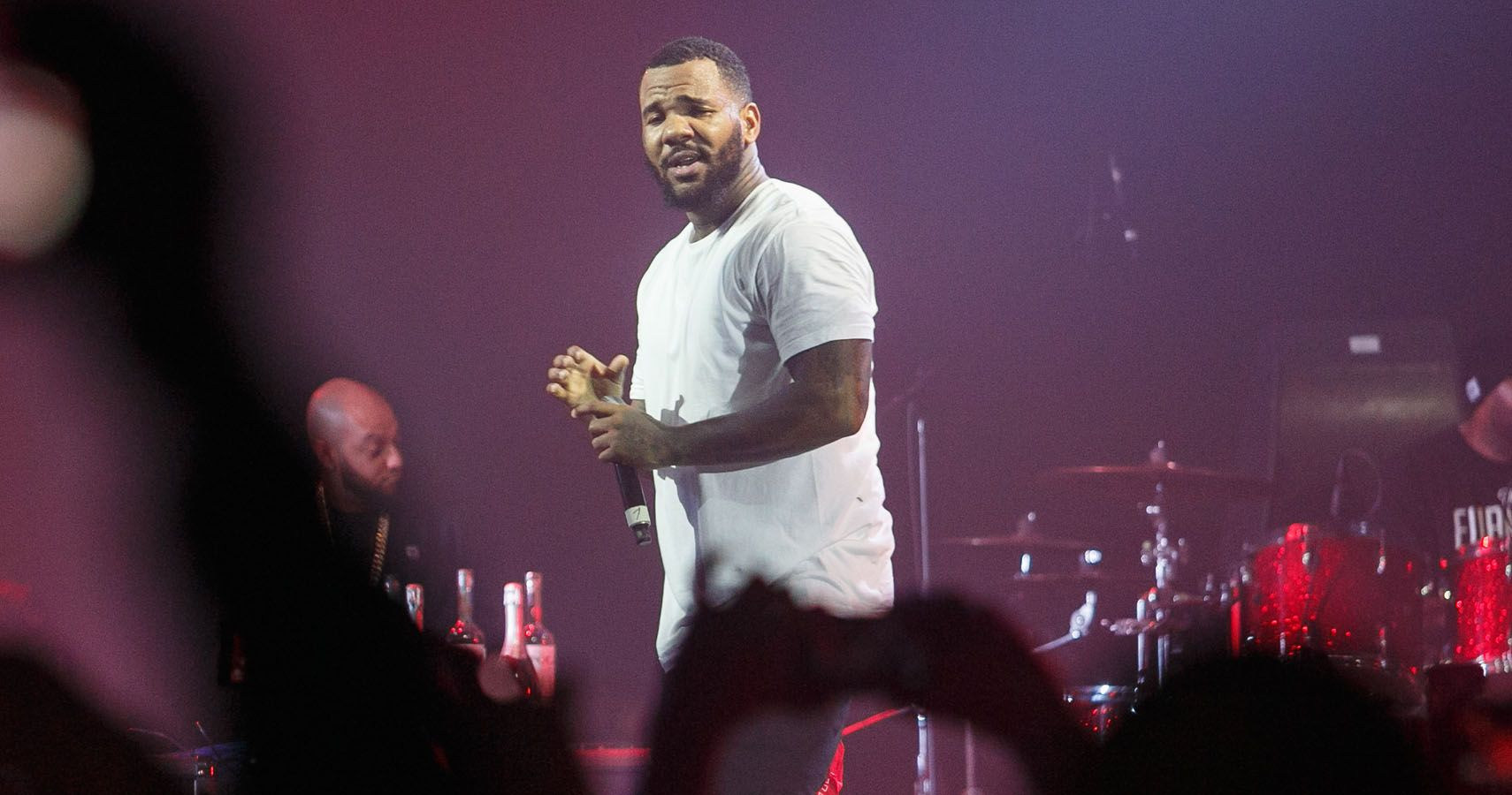 Rapper 'The Game' Fined Over $500K For A Cancelled Australian Tour