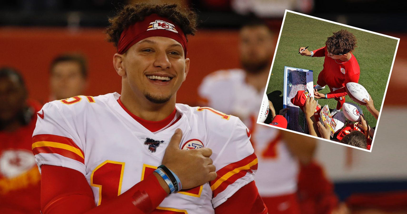 Patrick Mahomes $4.3 Million Rookie Card Breaks Highest Priced Football Card Record