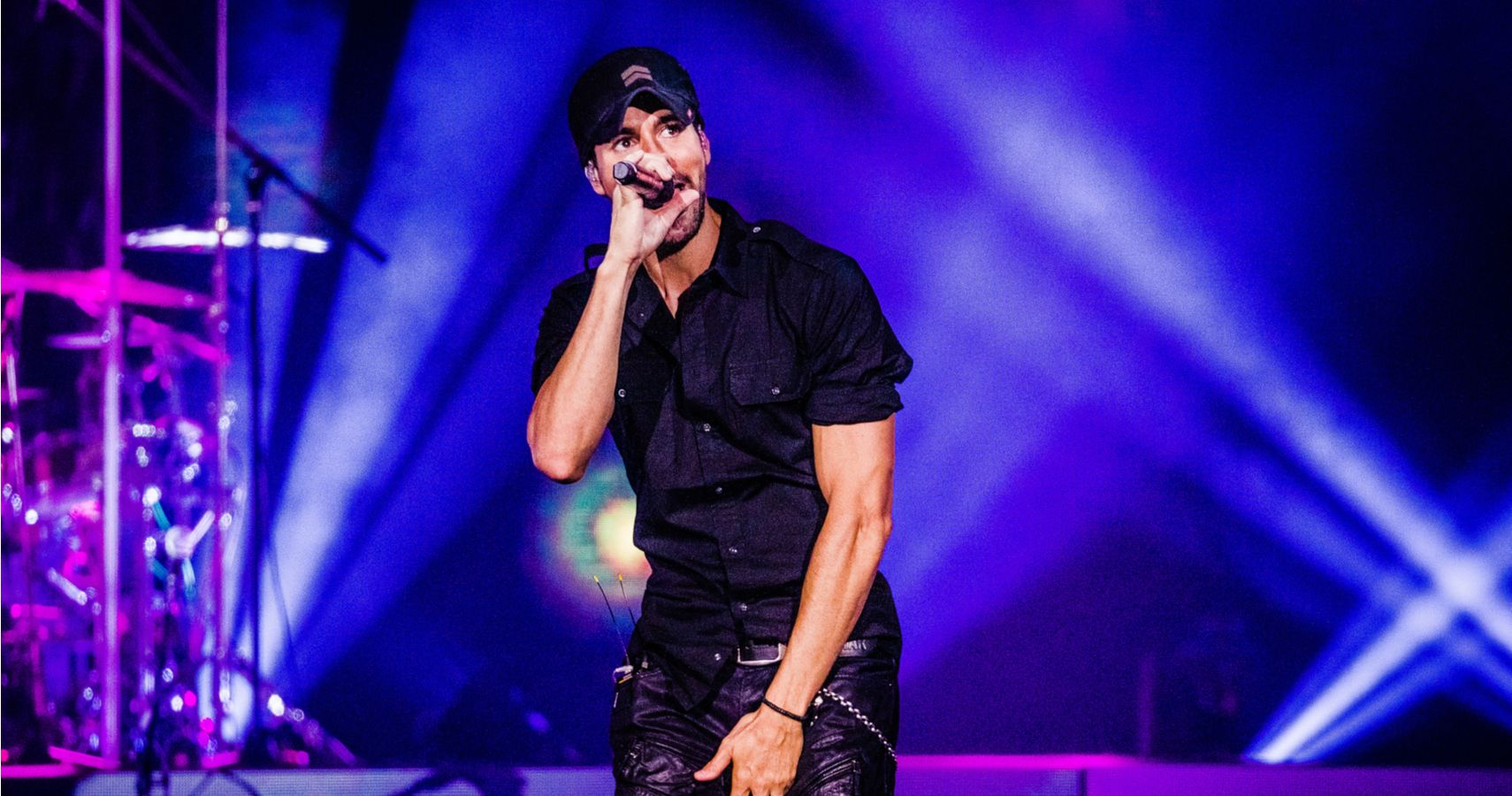 Enrique Iglesias Hints At Retirement From Music After Next Album