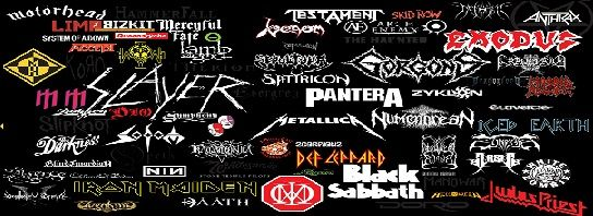 Best Heavy Metal Bands Of All Time!!!!