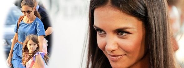 Serious Career Change on the Cards for Katie Holmes