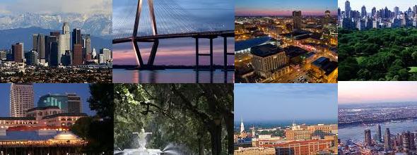 The Top 10 Friendliest and Unfriendliest Cities in the U.S.