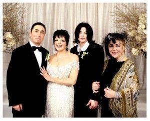 Liza Minelli's Wedding