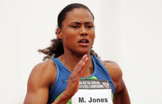 Marion Jones