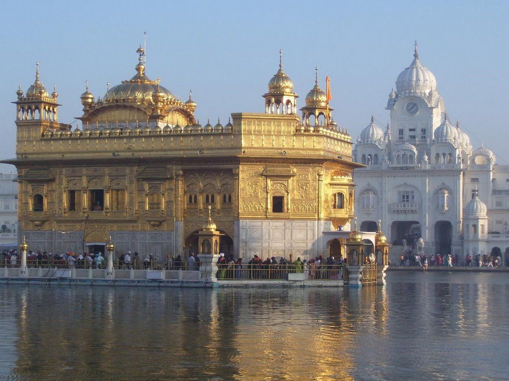 The Golden Temple, Punjab, India