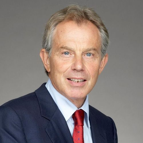 Tony Blair's Net Worth