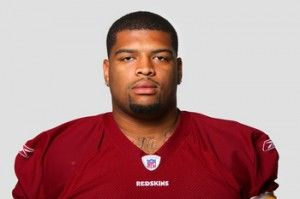 Trent Williams, Offensive Tackle, Washington Redskins