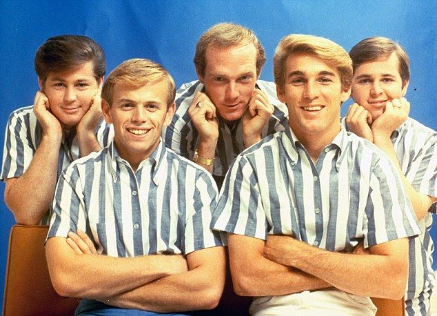 THE BEACH BOYS ARCHIVE IMAGES