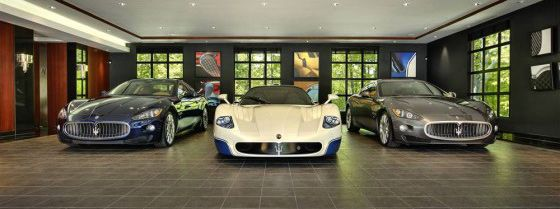 Top 10 Most Expensive Car Garages in the World