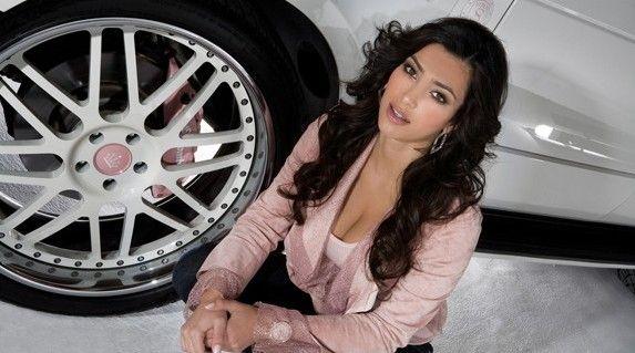 The Cars of Kim Kardashian