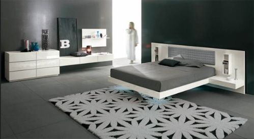 magnetic bed