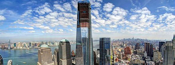 One World Trade Center Set To Be The Tallest Building In
