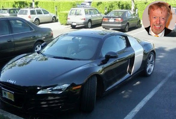 photo of Phil Knight Audi - car