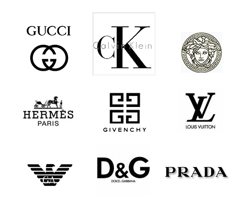 Fashion Brands Names